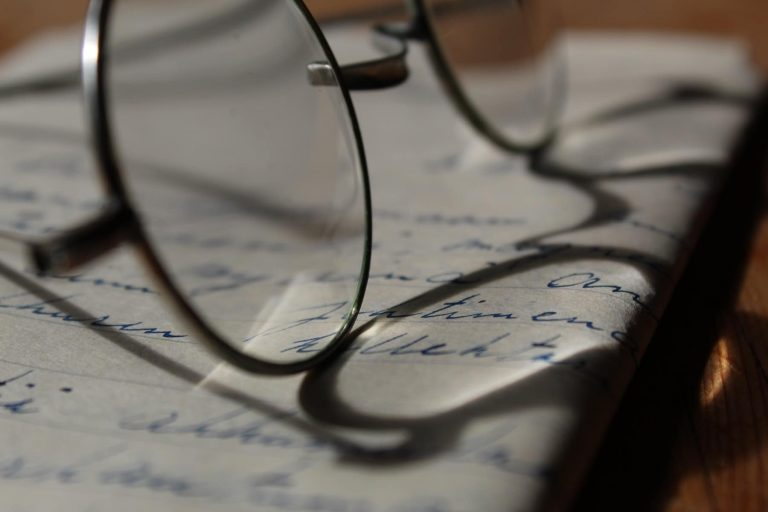 clear specs, will writing, blog